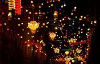 Lễ hội pháo hoa ánh sáng sắc màu lần đầu được tổ chức tại Hà Nội