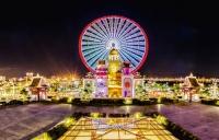 Châu Á rực rỡ trong lễ hội đèn lồng tại Asia Park