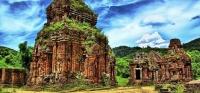 Tìm hiểu về nghệ thuật tháp Chăm tại Mỹ Sơn