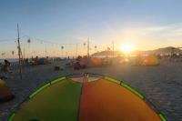 Khám phá khu cắm trại đầu tiên trên biển tại Huế