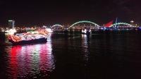Du thuyền sông Hàn Đà Nẵng về đêm