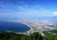 Du ngoạn cảnh Đà Nẵng trên đỉnh Bàn Cờ