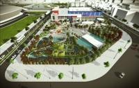 Trung tâm giải trí phức hợp Helio center - Đà Nẵng