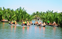 Trải nghiệm thú vị cùng rừng dừa bảy mẫu Hội An