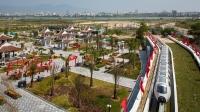 Monorail tại Asia Park có gì mới